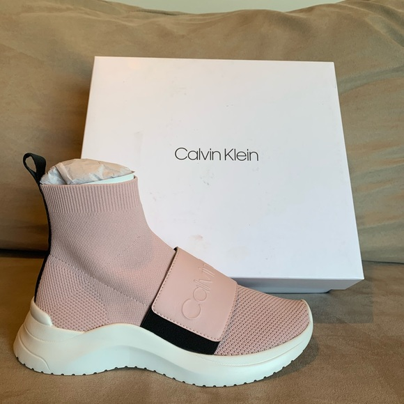 Calvin Klein Uni Stretch Knit Sneakers